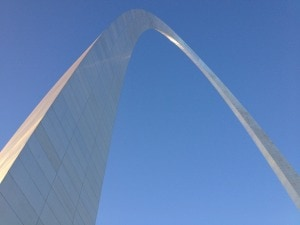 St Louis MO The Arch