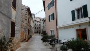 Typical Istria town
