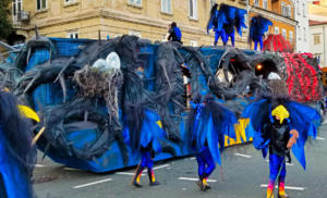 Rijeka International Carnival Parade