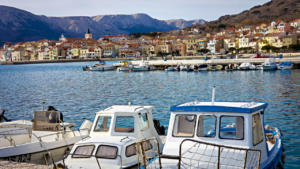 Baska, Island of Krk, Croatia