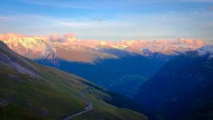 Grossglockner gorgeous Panoramic drive