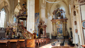Cathedral in Graz