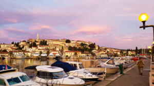 Vrsar, Croatia - Great town on the west coast of Istria