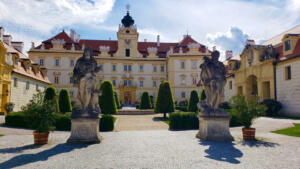 Chateau Valtice in Czechia