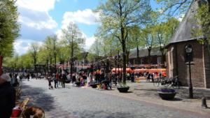 Netherlands: Eersel - King's Day