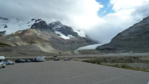 Colombia-Ice-Fields-we-camped-in-this-parking-lot